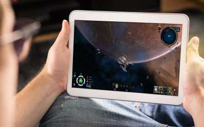 game streaming tablet