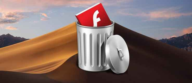 uninstall flash mac