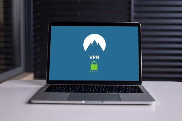 VPN on Laptop