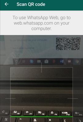 Como saber se outra pessoa está usando sua conta do WhatsApp