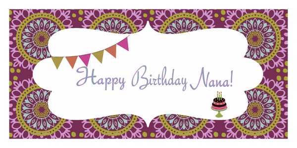 Beautiful Happy Birthday Nana Images 4