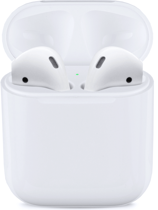 Charge Airpods