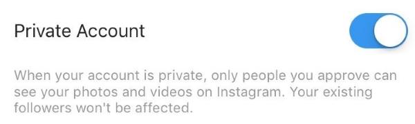 Làm thế nào để biết nếu ai đó đang theo đuổi bạn Instagram 3