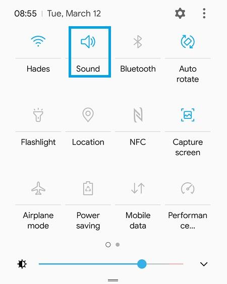 Samsung Galaxy J7 Sound Not Working