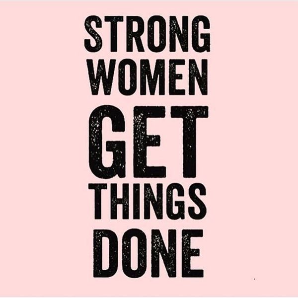 Strong Adorable Women Quotes