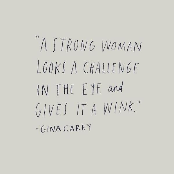 Strong Women Good Quotes