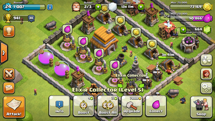 clash of clans clan namen