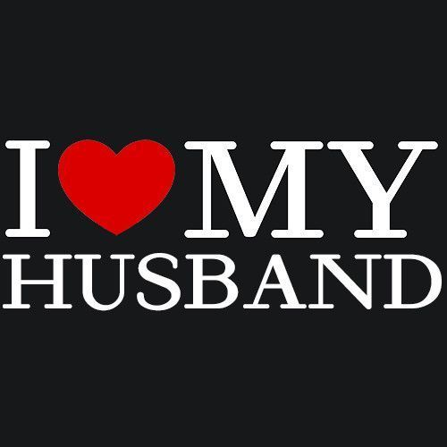 i love my husband pic