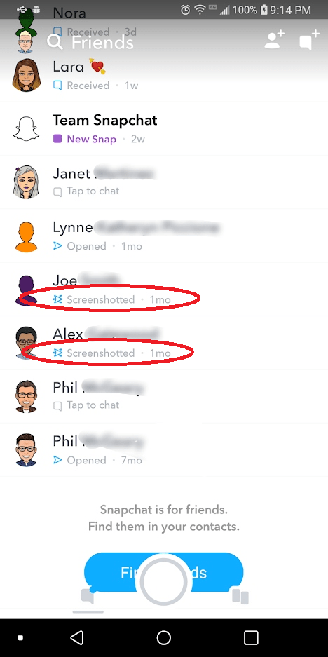Can Snapchat Detect a Screen Recorder?