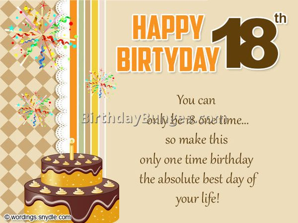 Phenomenal Happy 18Th Birthday Funny Birthday Cards Online Fluifree Goldxyz