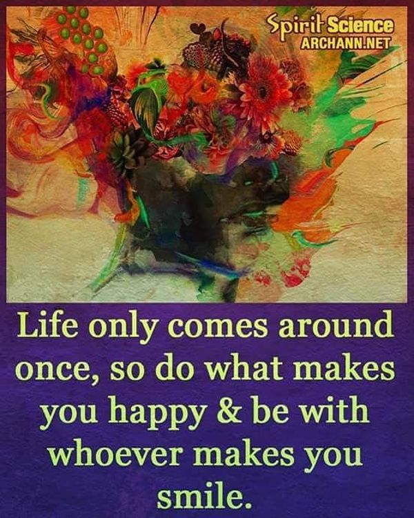 Цитаты о том, как оставаться счастливым, несмотря ни на что 1