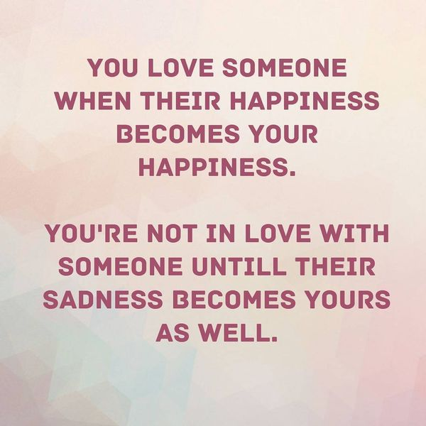 Famous True Love Quotes with A Deep Sense 18