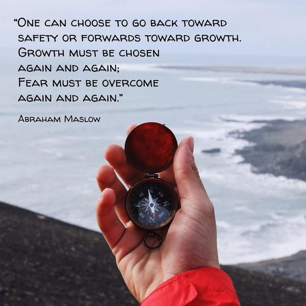 Cheer Up Quotes for Friends from Abraham Maslow