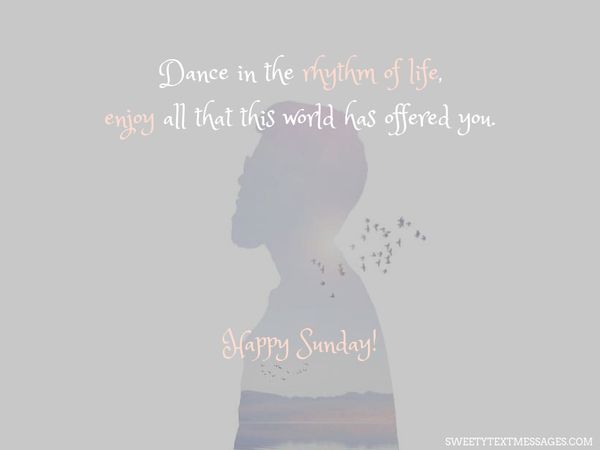 Happy Sunday Quotes 1