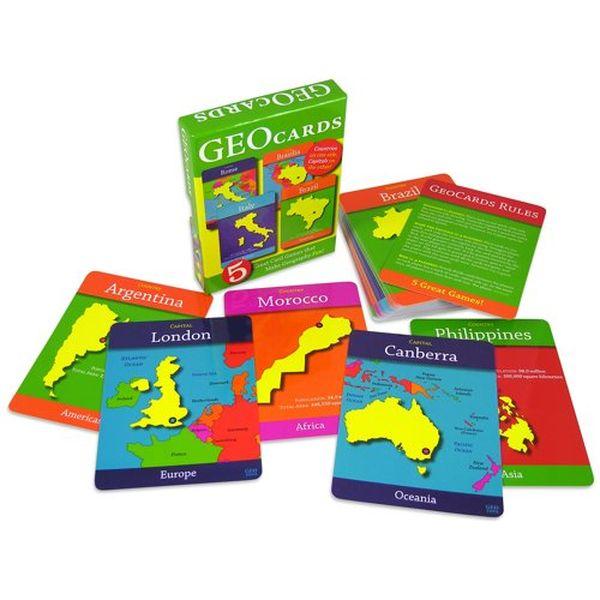 GeoCards