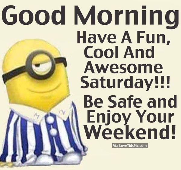 Good Saturday Morning Memes 1