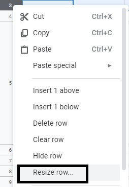 How to Add Image to Google Spreadsheet Cell
