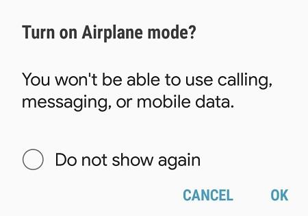 Cómo evitar que el teléfono sea rastreado
