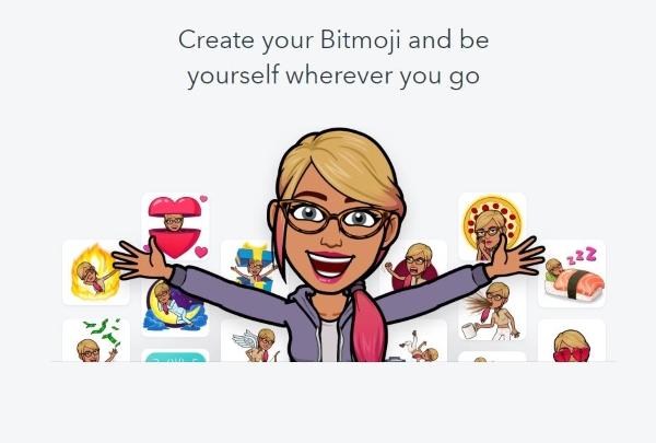Cách thêm hoa tai vào Bitmoji của bạn 3