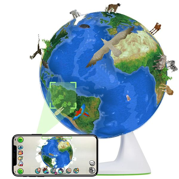 NeoBear Smart Interactive Globe