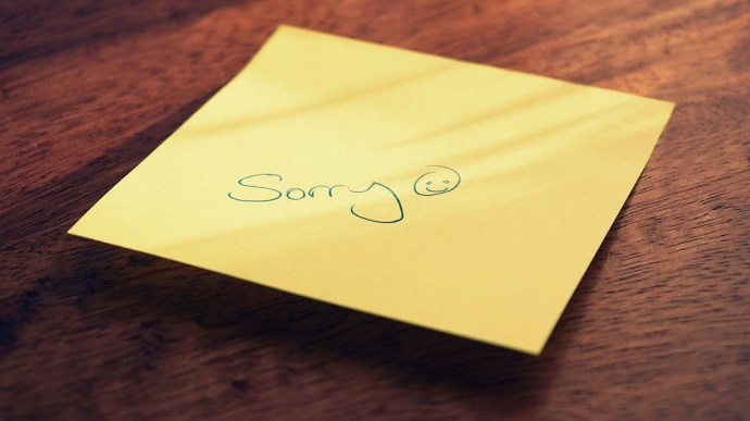 Sorry Quotes To Send Text