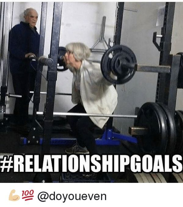 Workout Partner Meme About Your Gym Relationship 5