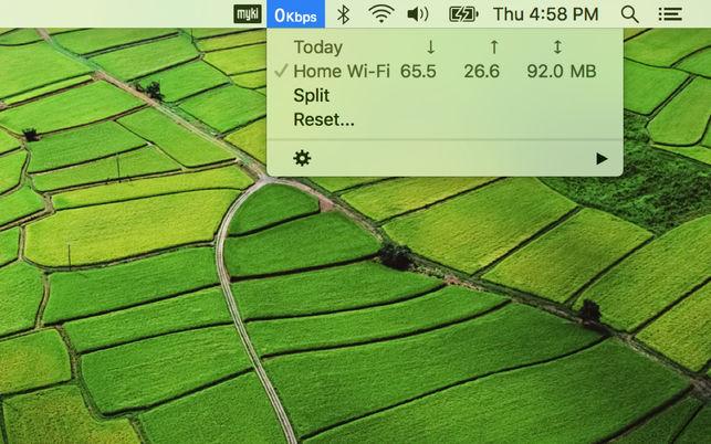bandwidth +