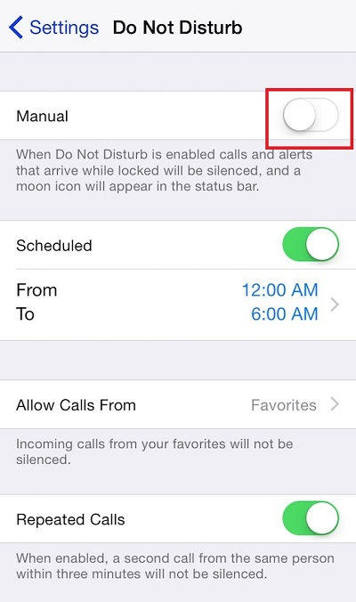 Block Unknown Numbers on iPhone