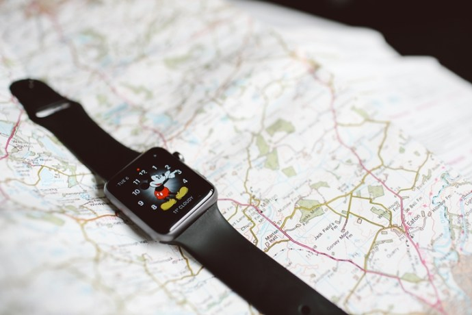 How to use maps on apple watch