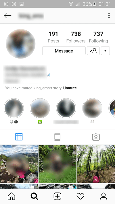How to Unmute Instagram Story