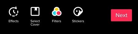 add the slow mo effect to tik tok videos