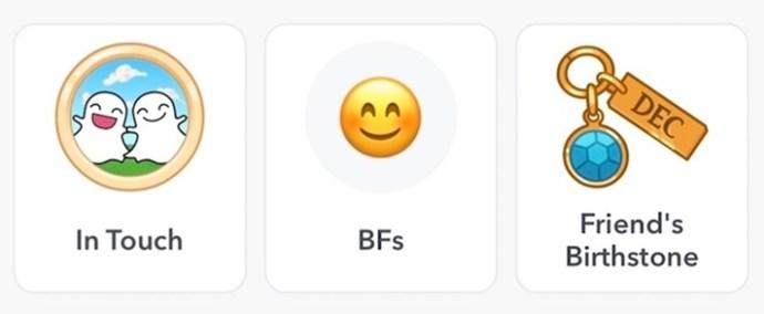 Snapchat Charms