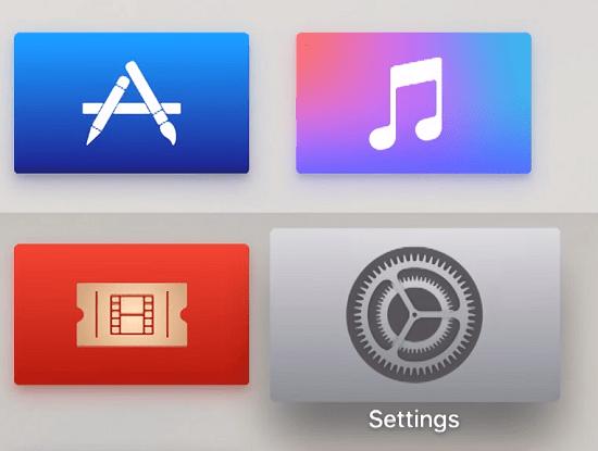 Update Apps on Apple TV