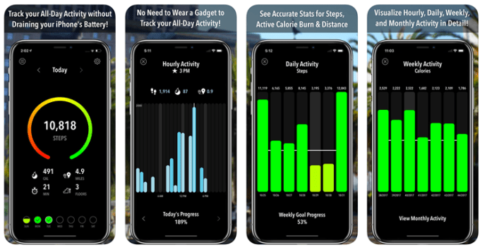 iPhone's best free pedometer apps