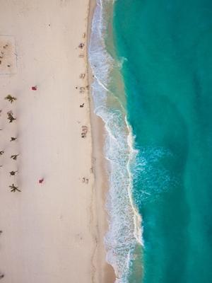 Beach cancun captions