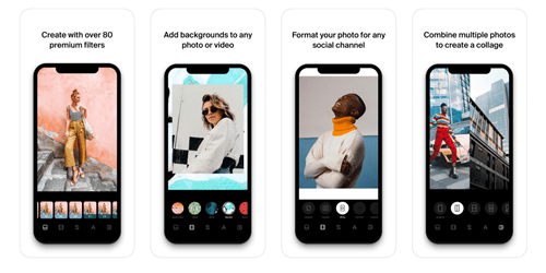 Make a Photo Collage on the iPhone XR
