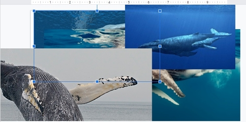 how to make photo collage in a google slide