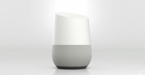 set google home to wake you with music