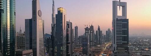 Dubai Captions