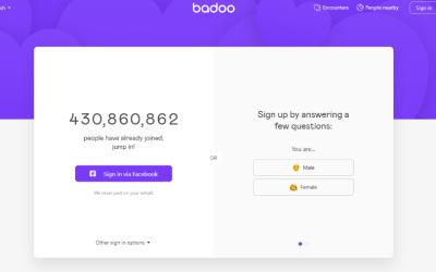 how to delete badoo account