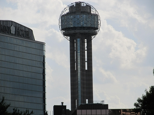 Reunion Tower Captions