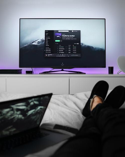 Setting up Roku Media Player