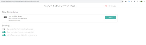 Super Auto Refresh Plus