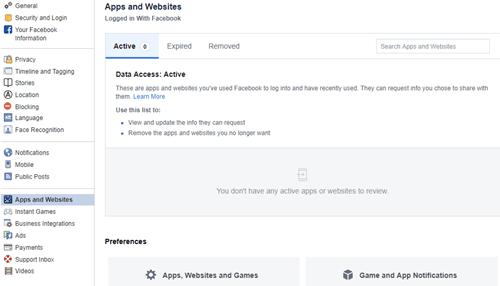 fb applications