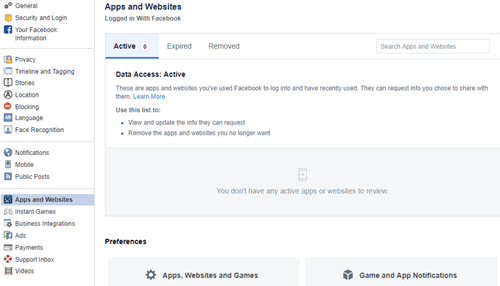 fb apps