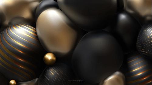 Abstract Posh Pearls