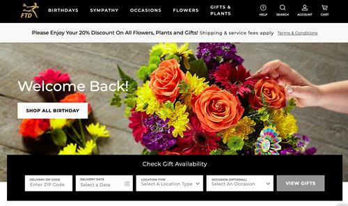 Florists' Transworld Delivery (FTD)