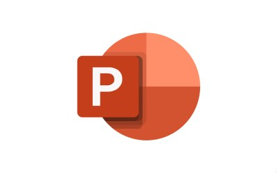 how to hide background graphics on powerpoint