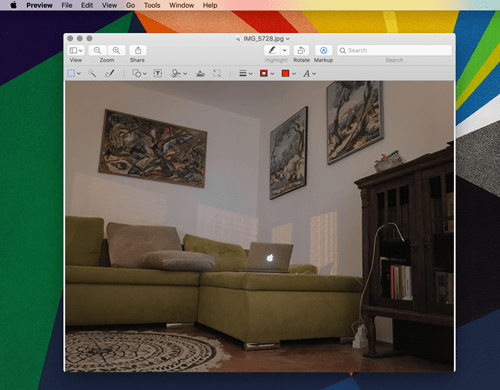 mac use paint