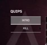 types of quips